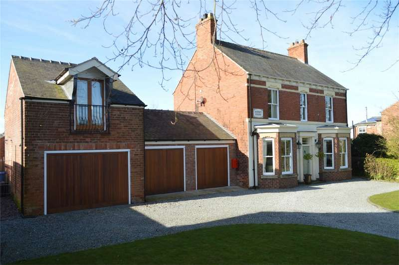 5 Bedrooms Detached House for sale in Dorset House, Hull Road, Skirlaugh, East Riding of Yorkshire