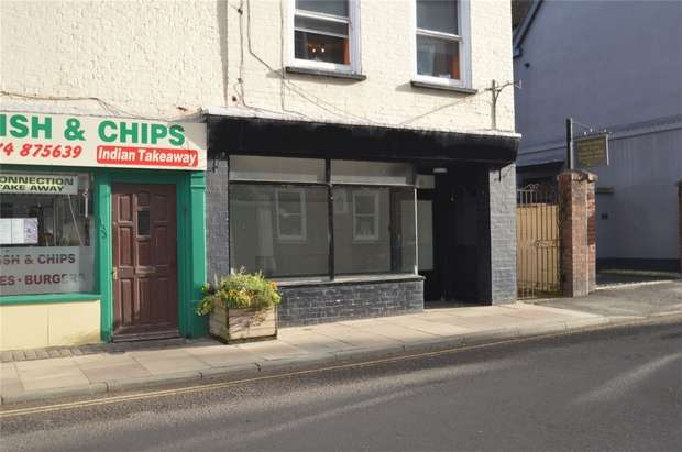 Commercial Property for sale in 134 Corve Street, Ludlow, Shropshire