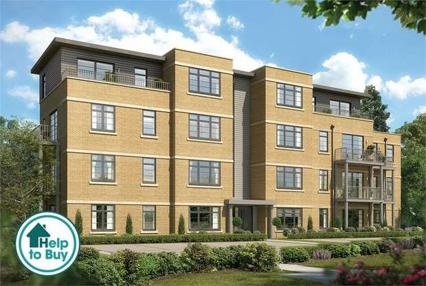 1 Bedroom Flat for sale in 579 London Road, Isleworth