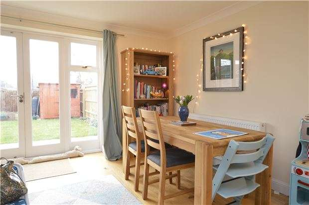3 Bedrooms Semi Detached House for sale in Thornley Close, ABINGDON, Oxfordshire, OX14 1GQ