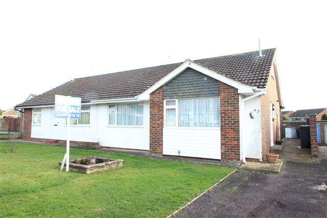 2 Bedrooms Bungalow for sale in New Road, Worthing, West Sussex, BN13 3JP