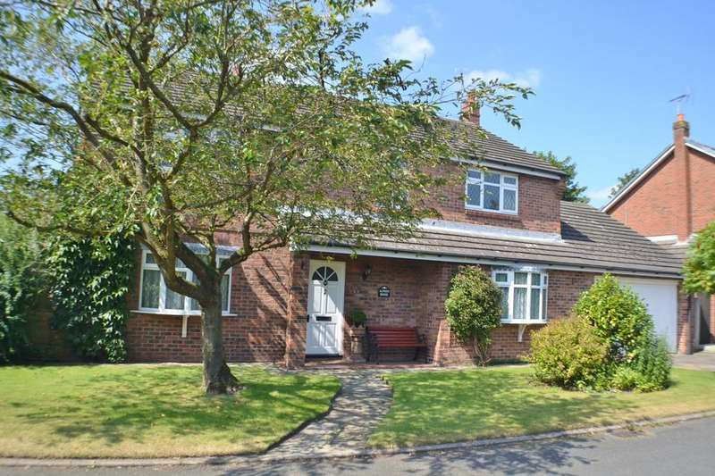 5 Bedrooms Detached House for sale in Swanwick Close, Goostrey