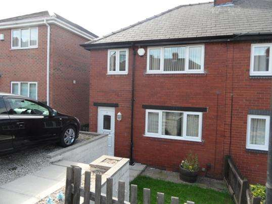 3 Bedrooms Semi Detached House for sale in 12 Bala Street, Barnsley, S71 1DY