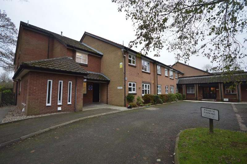 1 Bedroom Retirement Property for sale in Patterdale, Boundary Court, Cheadle