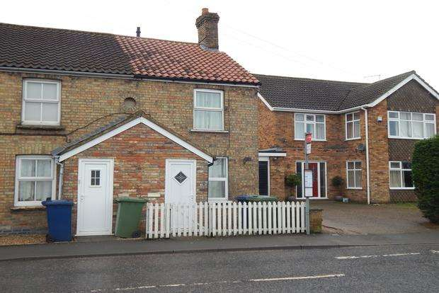 2 Bedrooms Cottage House for sale in Bridge Street, Chatteris, PE16