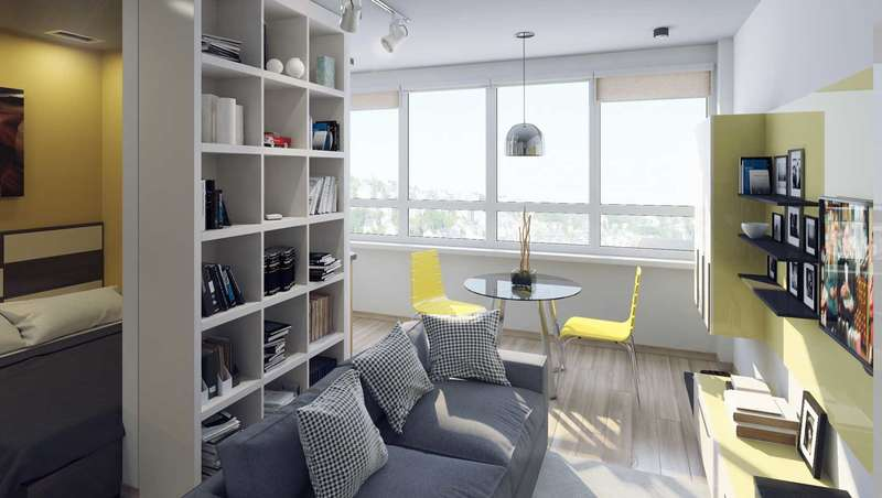 1 Bedroom Apartment Flat for sale in 3-11 Temple, Street, Liverpool, L2 5RH