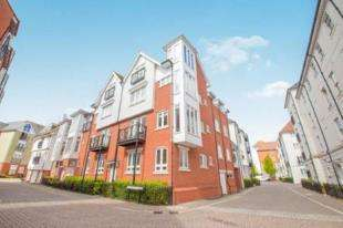 2 Bedrooms Flat for sale in Tannery Way North, Canterbury, Kent