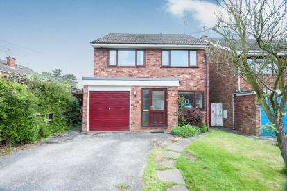 4 Bedrooms Detached House for sale in Rectory Close, Drayton Bassett, Tamworth, Staffordshire
