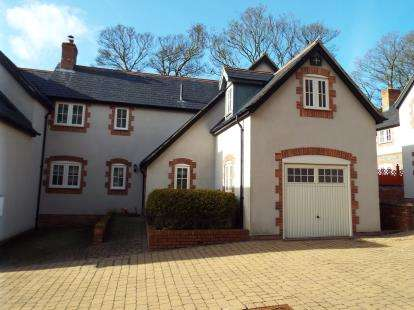 3 Bedrooms Semi Detached House for sale in St. Clares Court, Pantasaph, Holywell, Flintshire, CH8