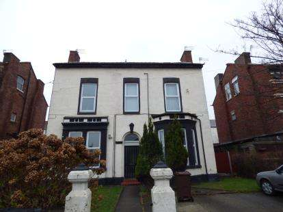 2 Bedrooms Flat for sale in Manley Road, Waterloo, Liverpool, Merseyside, L22