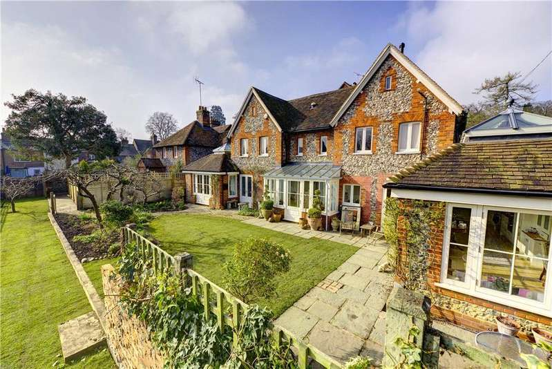 3 Bedrooms House for sale in West Street, Henley-On-Thames, Oxfordshire, RG9