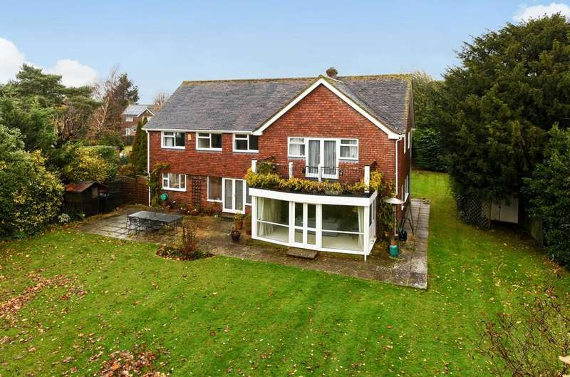 6 Bedrooms Detached House for sale in Ham Lane, Prinsted, Emsworth, PO10