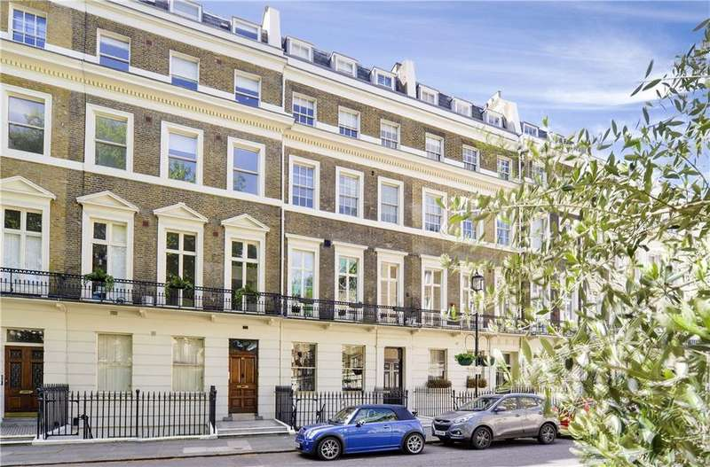 1 Bedroom Flat for sale in Hyde Park Square, Hyde Park, London, W2