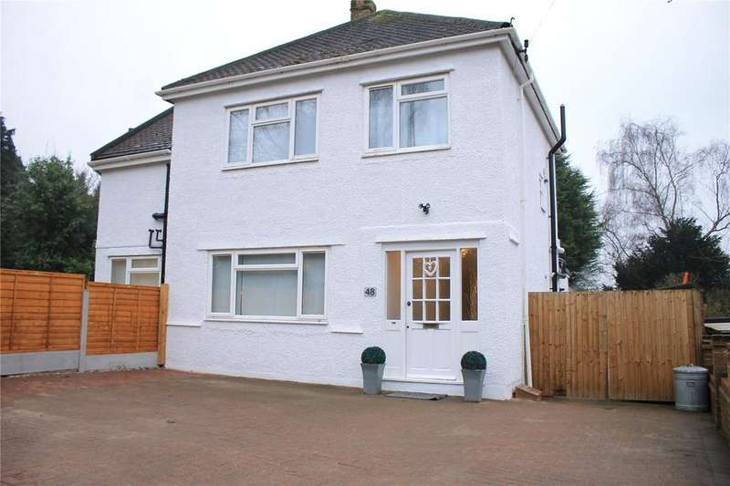 3 Bedrooms Detached House for sale in Shenfield Crescent, Brentwood, Essex, CM15