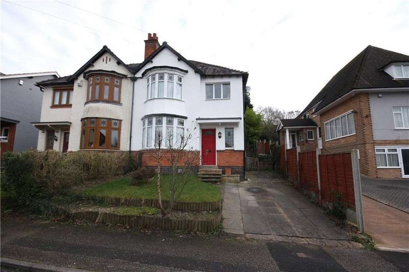 3 Bedrooms Semi Detached House for sale in Bromfield Road, Redditch, Worcestershire, B97
