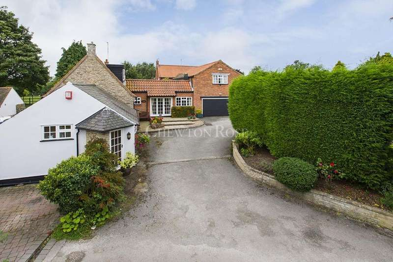 3 Bedrooms Detached House for sale in The Barn, Diseworth