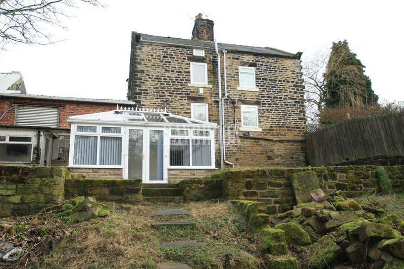 3 Bedrooms Semi Detached House for sale in Hollow Gate, Chapeltown