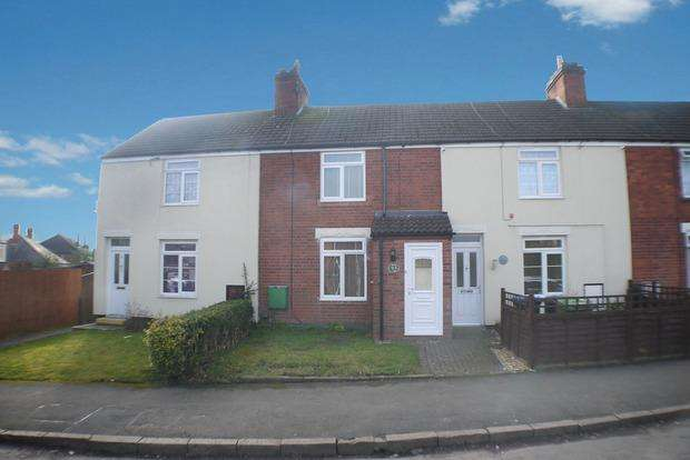 2 Bedrooms Terraced House for sale in Crescent Road, Lutterworth, LE17