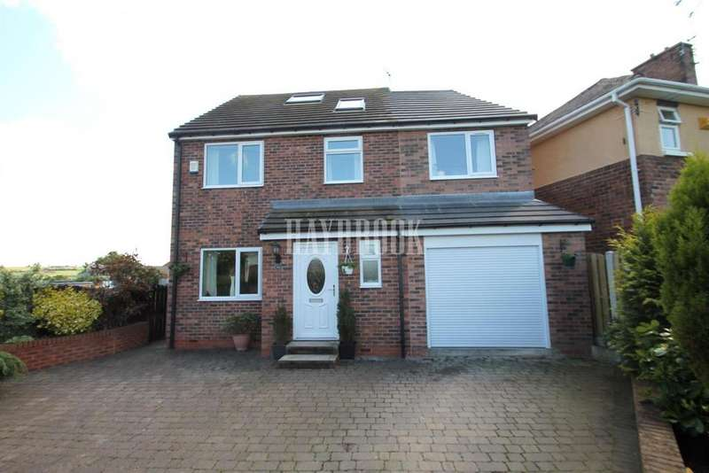 4 Bedrooms Detached House for sale in Chaucer Road, Herringthorpe