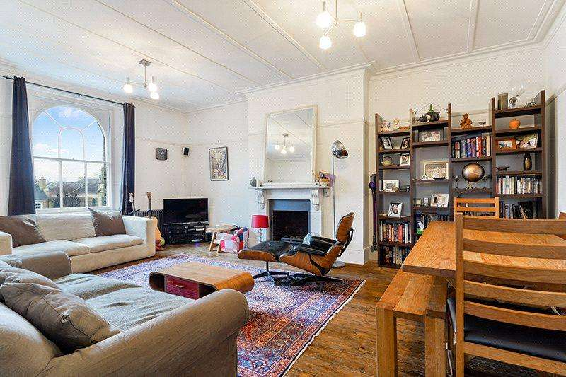 2 Bedrooms Flat for sale in Balham High Road, Wandsworth, London, SW12
