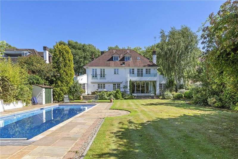 7 Bedrooms Detached House for sale in Priory Lane, Roehampton, London, SW15