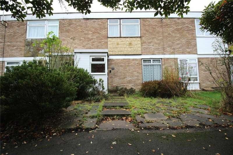 3 Bedrooms Terraced House for sale in Ballards Walk, Basildon, Essex, SS15