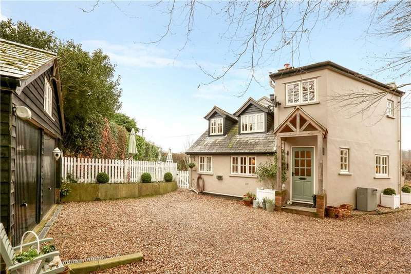 4 Bedrooms Detached House for sale in Red Lion Hill, The Lee, Great Missenden, Buckinghamshire, HP16