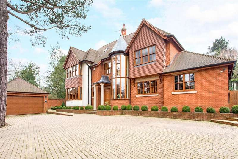 6 Bedrooms Detached House for sale in Yewlands, Hoddesdon, Hertfordshire, EN11