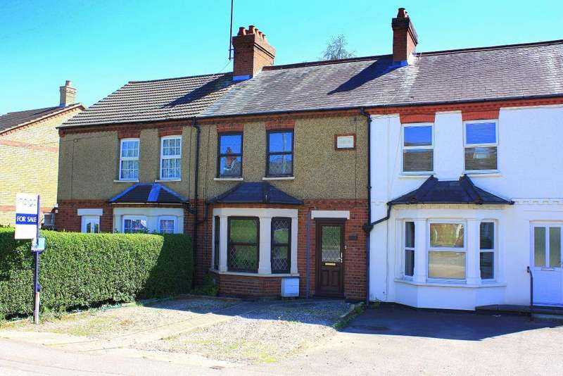 2 Bedrooms Terraced House for sale in Ampthill Road, Flitwick, Bedfordshire, MK45 1AY