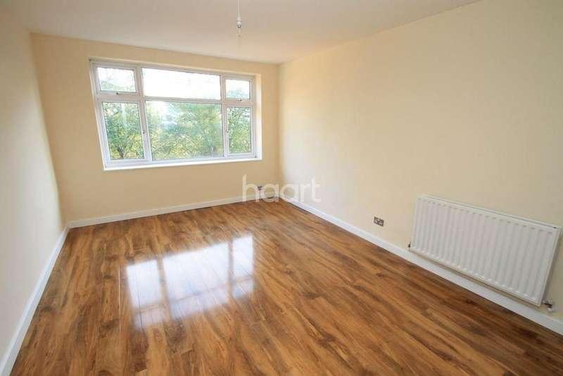 2 Bedrooms Maisonette Flat for sale in Bush Close, Newbury Park.