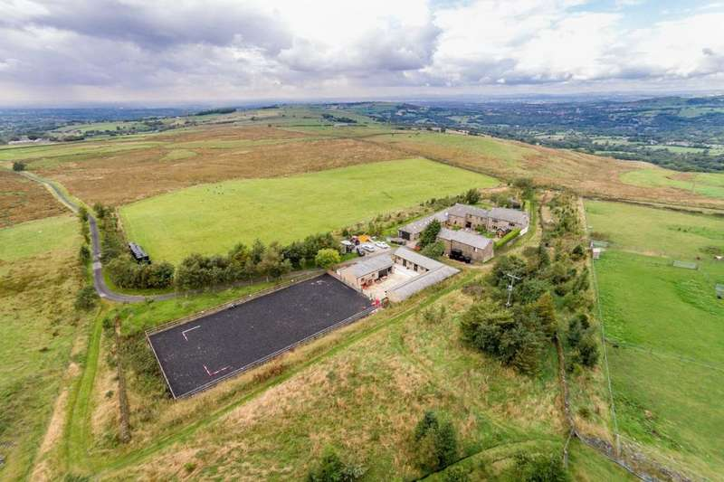6 Bedrooms House for sale in Off Gun Road, Rowarth