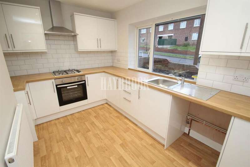 2 Bedrooms Flat for sale in Greenwood Road, High Green