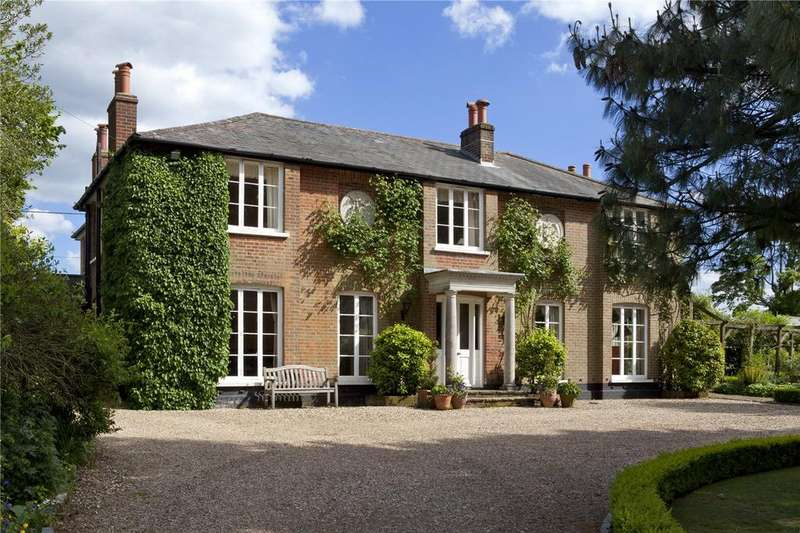 5 Bedrooms Detached House for sale in Knockholt, Sevenoaks, Kent, TN14