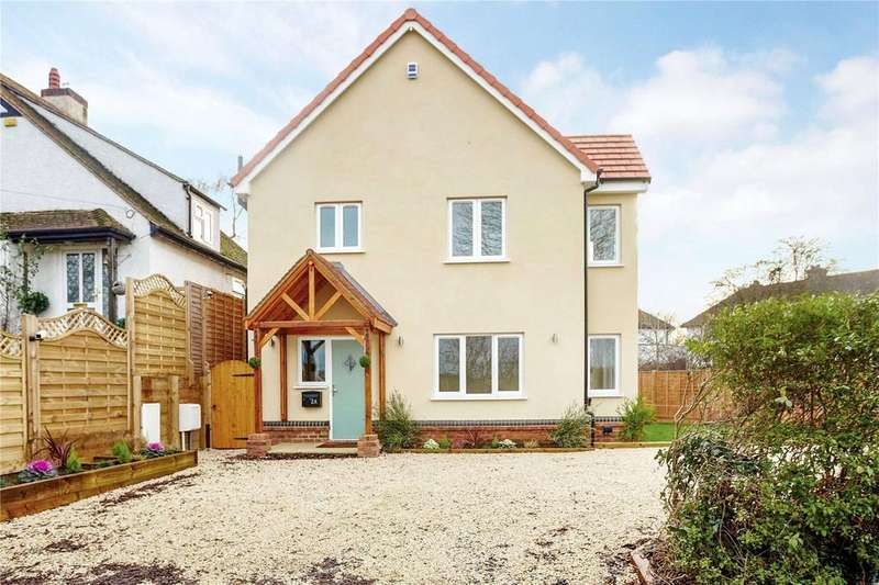 4 Bedrooms Detached House for sale in Cockmannings Road, Orpington, Kent, BR5