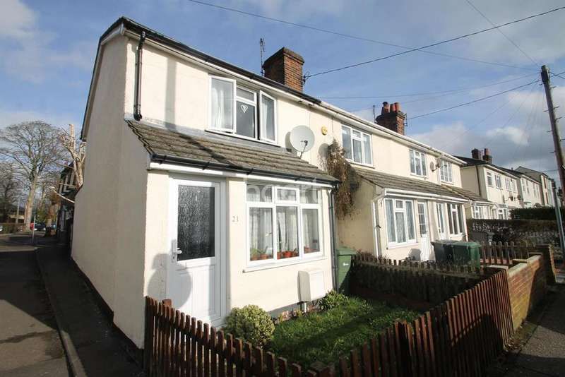 2 Bedrooms End Of Terrace House for sale in Manor Street, Braintree