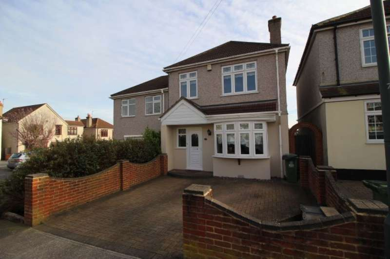 3 Bedrooms Semi Detached House for sale in Orchard Avenue, Belvedere, DA17