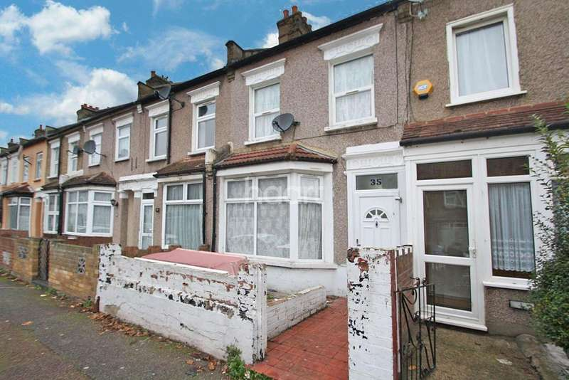 2 Bedrooms Terraced House for sale in Wolsey Avenue