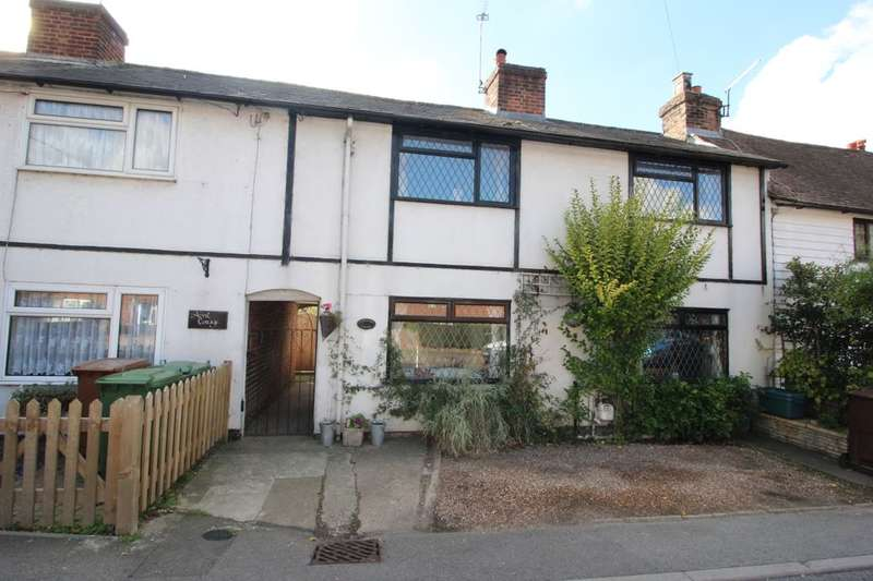 3 Bedrooms Property for sale in Kings Head Cottage Badsell Road, Five Oak Green, TN12