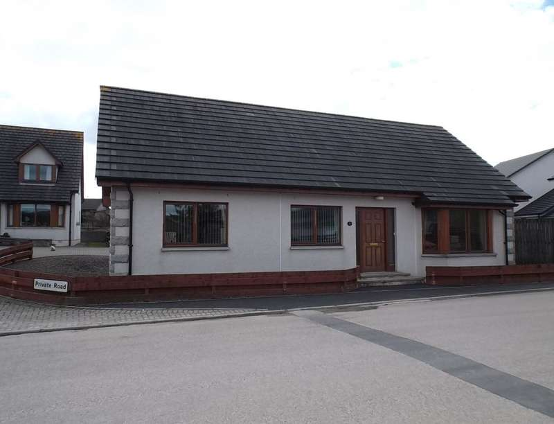 3 Bedrooms Detached Bungalow for sale in Coopers Mill Balvenie Street, Dufftown, Keith, AB55