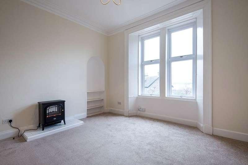 1 Bedroom Flat for sale in Grange Terrace, Bo'ness, EH51