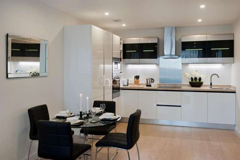 2 Bedrooms Flat for sale in Apartment 111 - The Island