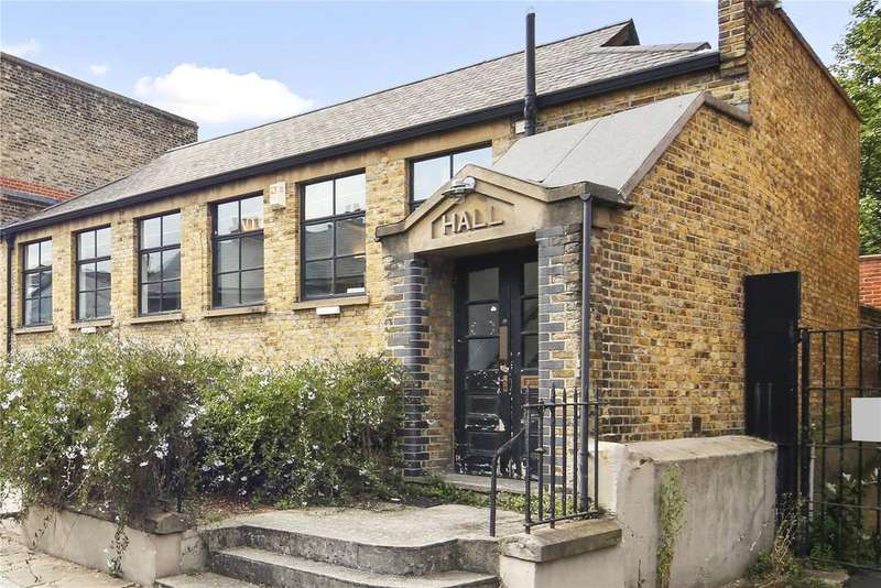 2 Bedrooms House for sale in Peyton Place, Greenwich, London, SE10