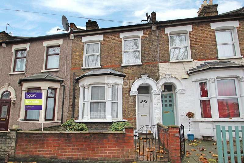 4 Bedrooms Terraced House for sale in New City Road, Plaistow