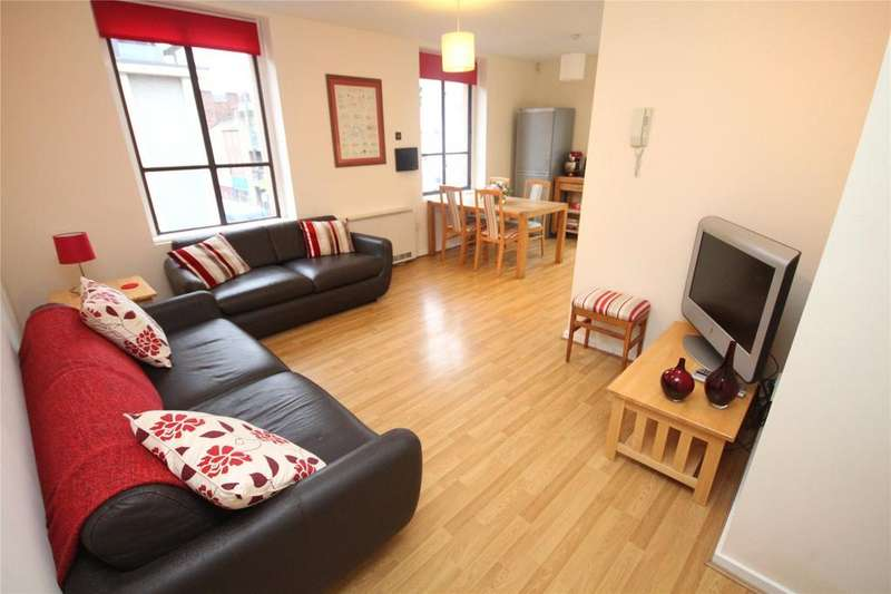 2 Bedrooms Flat for sale in Smithfield Building, Tib Street, Manchester, Greater Manchester, M4
