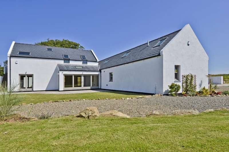 5 Bedrooms Detached House for sale in Mabws Uchaf Barn, Mathry, Haverfordwest, Pembrokeshire