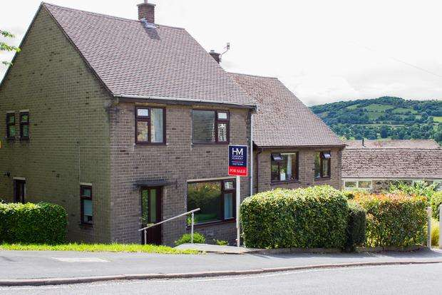 3 Bedrooms Semi Detached House for sale in Wellington Street, Matlock, DE4