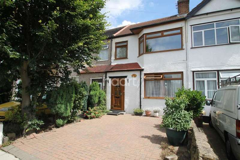 3 Bedrooms Terraced House for sale in Bradley Road