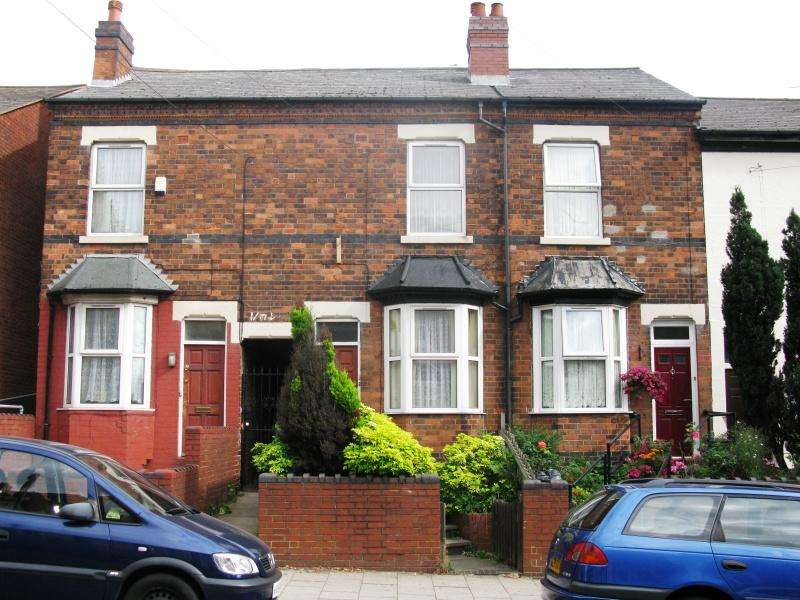 2 Bedrooms Terraced House for sale in WATVILLE RD, HANDSWORTH, BIRMINGHAM, B21