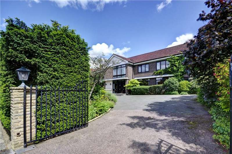 9 Bedrooms Detached House for sale in Winnington Road, Hampstead Garden Suburb, London, N2