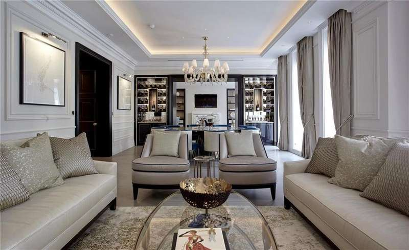 3 Bedrooms Flat for sale in Charles Street, Mayfair, London, W1J